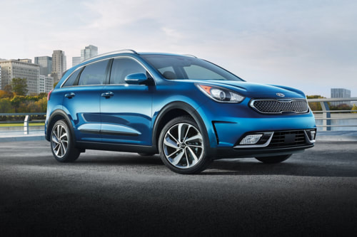 2019 Kia Niro from manufacturer website, Kia.com