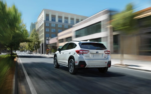 2019 Subaru CrossTrek Hybrid from manufacturer website, Subaru.com